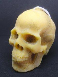 Skull kaars